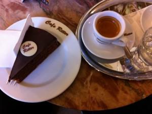 Café Ritter in Wien