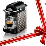 Nespresso-Maschine Pixie von Krups